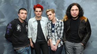 My Chemical Romance Is Pushing Its Reunion Tour To 2022