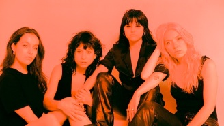 Charli XCX Creates A 'Badass' Band In The 'I'm With The Band: Nasty Cherry' Trailer