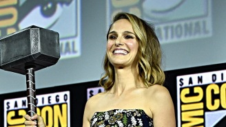 Natalie Portman Chimes In On Martin Scorsese's Marvel Comments: 'There's Not One Way To Make Art'