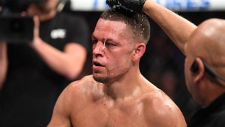 Nate Diaz Has Pulled Out Of UFC 244's Main Event Against Jorge Masvidal Over A Drug Test Dispute