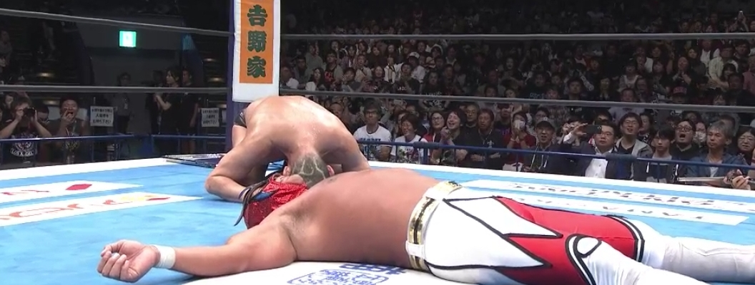 The Best And Worst Of NJPW: King Of Pro Wrestling 2019