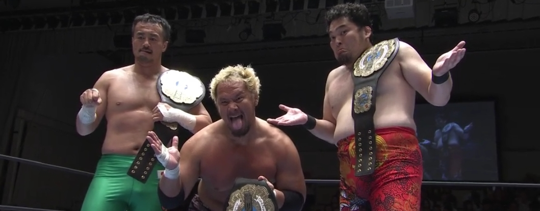 The Best And Worst Of NJPW: New Japan Road, Oct. 7, 2019