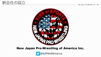 NJPW Is Launching A U.S. Subsidiary, New Japan Pro Wrestling Of America