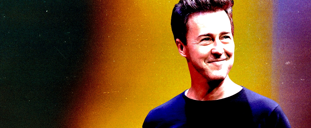 Edward Norton Isn't Here To Focus On The Negatives