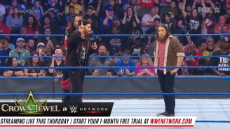 Friday's WWE Smackdown Drew Its Lowest Viewership In Show History