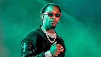 Offset Accuses Other Rappers Of Smelling Bad