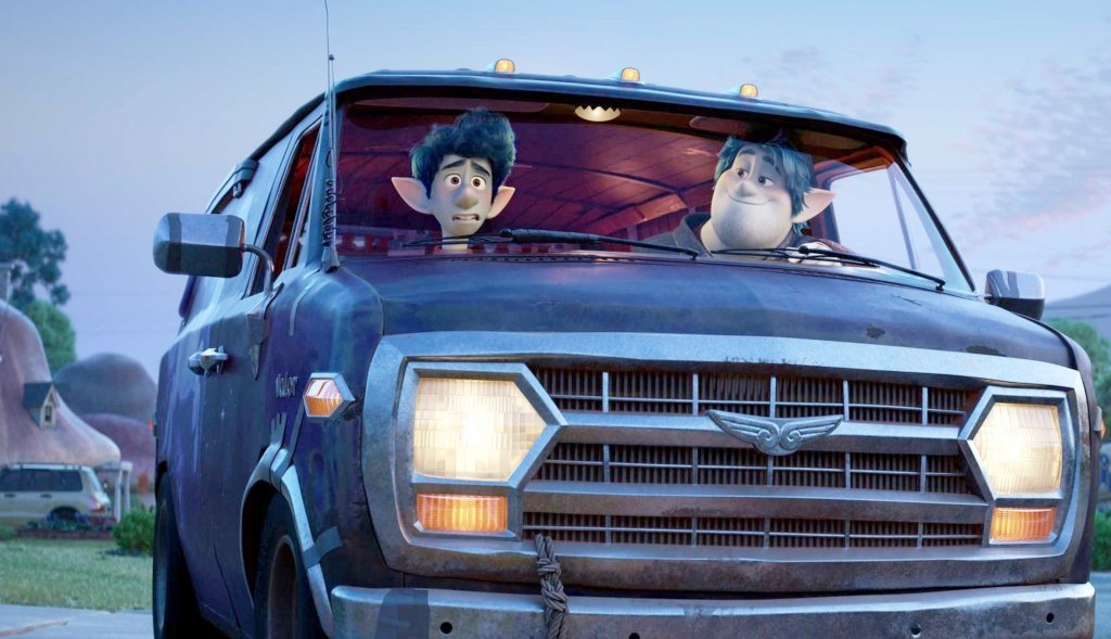 The Trailer For Pixar's 'Onward' Has A Very Weird Twist