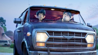 The Trailer For Pixar's 'Onward' Has A Very Weird Twist