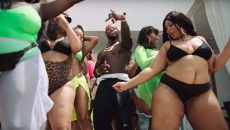Pardison Fontaine Shares His Appreciation For The 'Peach' In His Raunchy New Video With City Girls