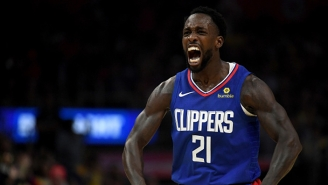 Patrick Beverley Earned A Fine For Throwing The Ball Into The Stands After The Clippers Beat The Lakers