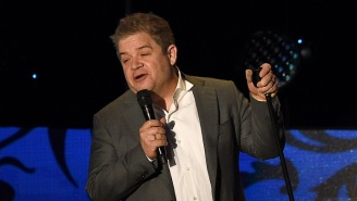 Patton Oswalt Filmed A 'Secret Role' For The Second Season Of Amazon's Superhero Satire 'The Boys'