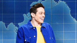 'Weekend Update' Had Some Fun At Absent Cast Member Pete Davidson's Expense On 'SNL'