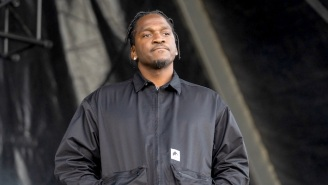 Pusha T Turns The 'Succession' Theme Song Into Full-Blown Hip-Hop With 'Puppets (Succession Remix)'