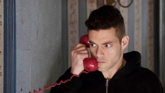 Rami Malek Isn't Playing A Bond Villain In 'No Time To Die,' He's Playing A Bond 'Supervillain'
