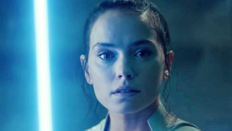 The Voices That Rey Hears In 'The Rise Of Skywalker' Include Some Very Famous Names