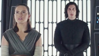 'Star Wars: The Rise Of Skywalker' Will Address The 'Reylo' Relationship Between Rey And Kylo Ren
