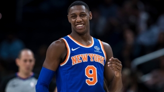 David Fizdale Indicates R.J. Barrett Will Play Some Point Guard For The Knicks This Season