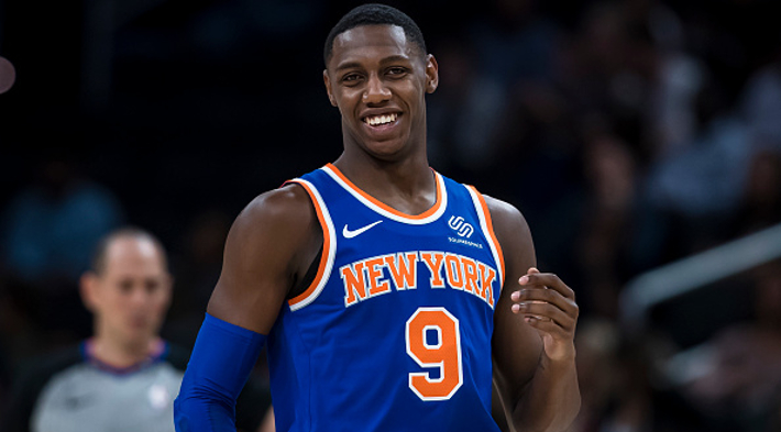 David Fizdale Says R.J. Barrett Will Play Some Point Guard For The Knicks This Season