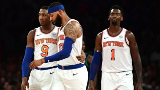 The Knicks Will Experiment This Year With The Hopes Of Finding Long-Term Answers