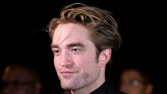 'The Batman' Offered Its First, Very Dark Look At Robert Pattinson As The Caped Crusader