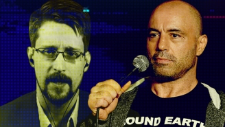 The Most Important Moments From Edward Snowden's Appearance On Joe Rogan's Podcast