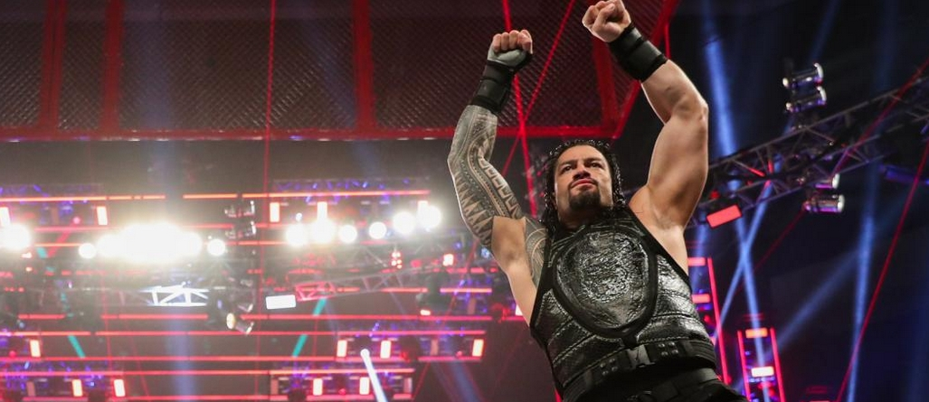 Roman Reigns Talks 2K's Partnership With LLS, Leukemia Truthers, And That Hell In A Cell Finish