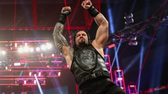Roman Reigns Is Wrestling On 'Fox's New Year's Eve With Steve Harvey: Live from Times Square'
