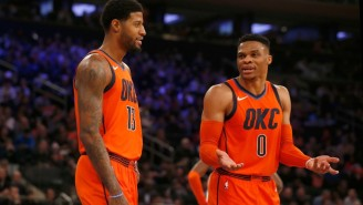 Russell Westbrook Wasn't 'Surprised At All' By Paul George's Trade Request
