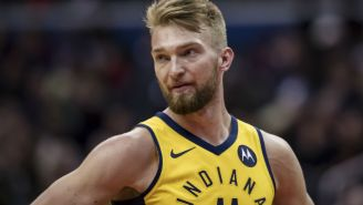 Domantas Sabonis Has Reportedly Agreed To A Four-Year Extension With Indiana