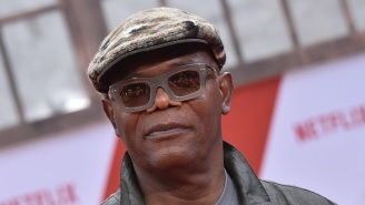 Samuel L. Jackson Thinks Martin Scorsese's Marvel Comments Are 'Okay' Because 'Everybody's Got An Opinion'