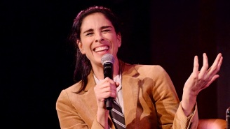 Sarah Silverman Will Return To HBO With A New Comedy Special And A Late Night Series Pilot