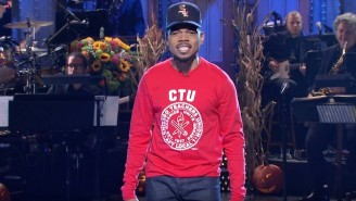 Chance The Rapper Rapped A Love Letter To Chicago In His 'SNL' Monologue