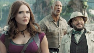 The Rock And Kevin Hart Impersonate Dannys DeVito And Glover In The 'Jumanji: The Next Level' Trailer