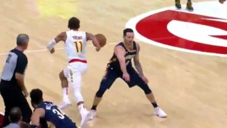 Trae Young Nutmegged J.J. Redick In The Move Of The NBA Preseason So Far