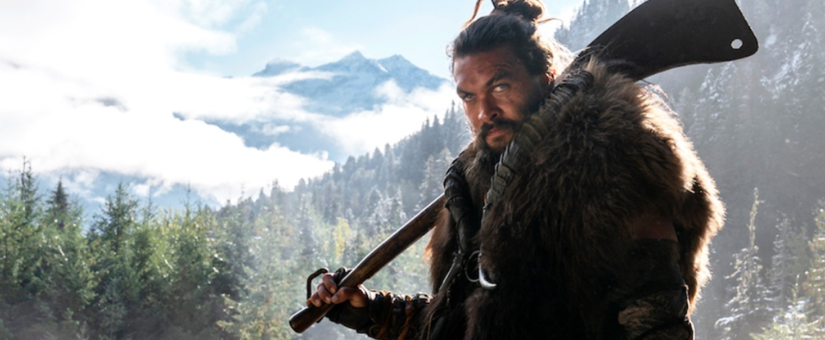 Apple TV+'s Jason Momoa-Led 'See' Is So Wild, Woolly, And Weird That It Just Might Work