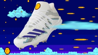 Adidas Made 8-Bit-Inspired Cleats And Is Selling Them Through A Home Run Derby Video Game