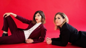 Sleater-Kinney Let Out Their Rage On The New St. Vincent-Produced Single 'Animal'