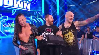 WWE Friday Night Smackdown Results 10/18/19