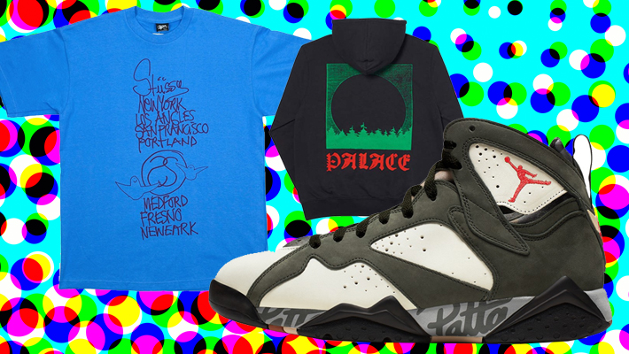 SNX DLX: Featuring An Eco-Friendly Chuck Taylor And The Latest Palace Drop