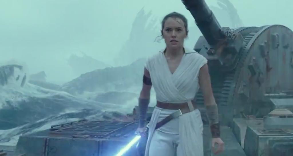 Star Wars The Rise Of Skywalker Third Trailer Teases A Rey Vs Palpatine Showdown
