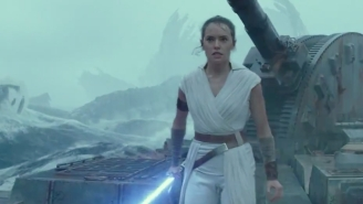 The 'Star Wars: The Rise Of Skywalker' Third Trailer Teases A Rey Vs. Palpatine Showdown