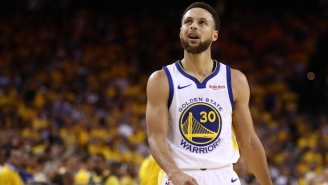 Steph Curry Gives A Glimpse Into How He And D'Angelo Russell Will Balance Ball-Handling Duties