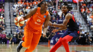 The Sun Survived A Mystics Comeback To Force A Decisive Game 5 In The WNBA Finals