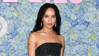 'The Batman' Catches Its Very Own Catwoman, Zoe Kravitz