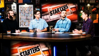 'The Starters' Are Back In The NBA Podcasting Game As 'No Dunks' On The Athletic