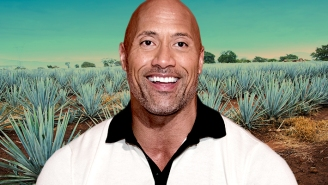 The Rock's New Tequila Has A Culturally Resonant Name