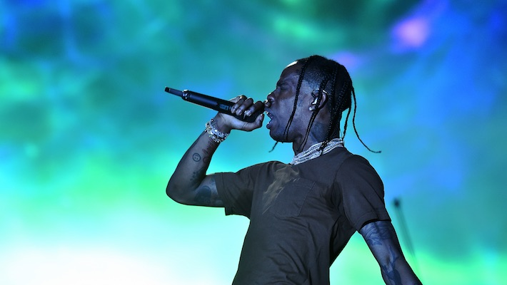 Travis Scott May Need Surgery After Injuring His Knee At Rolling Loud