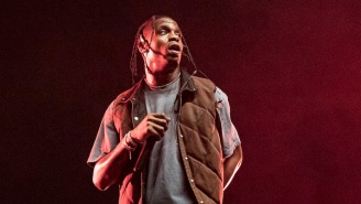 Travis Scott Premieres His New Kid Cudi Collaboration, 'The Scotts,' During His 'Fortnite' Livestream