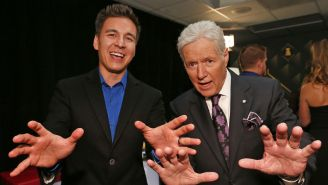'Jeopardy!' Champion James Holzhauer 'Can't Imagine' The Show Without Alex Trebek