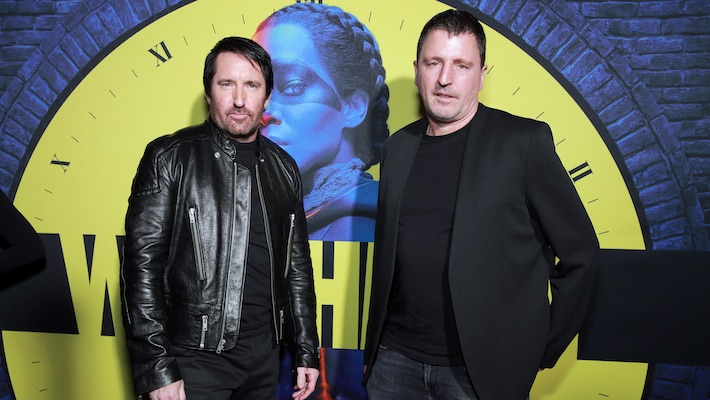 Trent Reznor And Atticus Ross' 'Watchmen' Soundtrack Will Be Released In Three Volumes